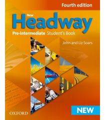 New Headway 4E Pre-Intermediate Student's Book