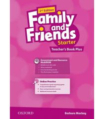 Family and Friends 2nd Edition: Starter Teacher's Book Plus Pack