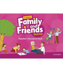 Family and Friends 2nd Edition: Starter Teacher's Resource Pack