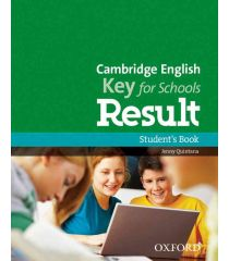 Cambridge English: Key for Schools Result Student's Book