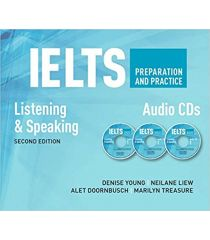 IELTS PREP&PRAC SPEAKING&LISTEN AUD CD- REDUCERE 50%