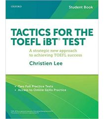 Tactics for the TOEFL iBT Test- REDUCERE 50%