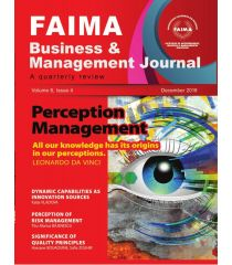FAIMA Business & Management Journal – volume 6, issue 4, December 2018