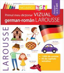 Primul meu dicționar VIZUAL german-român LAROUSSE