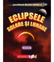 Explorează Spațiul Cosmic: Eclipsele Solare și Lunare