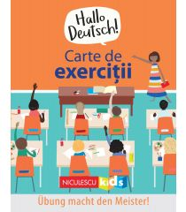 Hallo Deutsch! Carte de exerciții