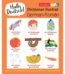 Hallo Deutsch! Dicționar ilustrat