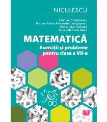 Matematică.  Exerciții și probleme pentru clasa a VII-a