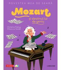 Povestea mea de seară: Mozart și destinul lui de geniu
