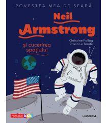 Povestea mea de seară: Neil Armstrong și cucerirea spațiului