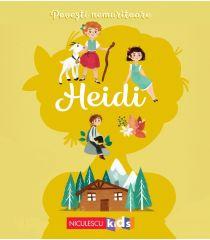 Povești nemuritoare: Heidi