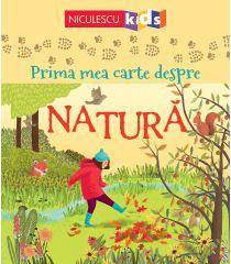 Prima mea carte despre NATURĂ