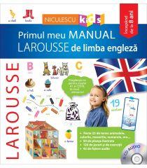 Primul meu manual LAROUSSE de limba engleză
