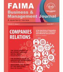 FAIMA Business & Management Journal – volume 5, issue 2, June 2017