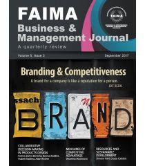 FAIMA Business & Management Journal – volume 5, issue 3, September 2017