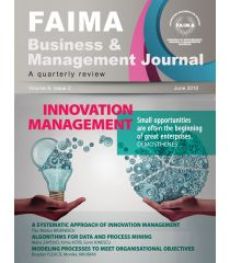 FAIMA Business & Management Journal – volume 6, issue 2, June 2018