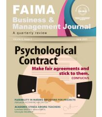 FAIMA Business & Management Journal - volume 8, issue 2, June 2020