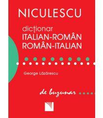 Dicţionar italian-român/român-italian de buzunar