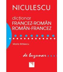 Dicţionar francez-român/român-francez de buzunar