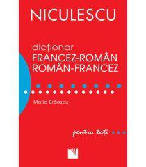 Dicţionar francez-român/român-francez pentru toţi (50.000 de cuvinte şi expresii)