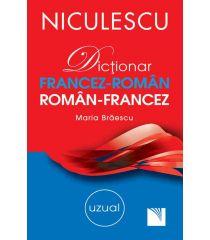 Dicţionar francez-român/român-francez: uzual