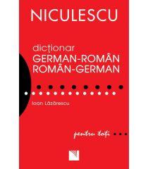 Dicţionar german-român/român-german pentru toţi (50.000 de cuvinte şi expresii)