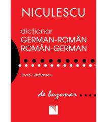 Dicţionar german-român/român-german de buzunar