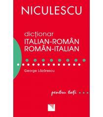 Dicţionar italian-român/român-italian pentru toţi (50.000 de cuvinte şi expresii)