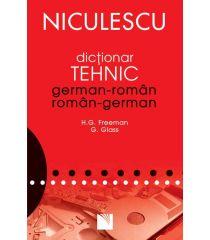 Dicţionar tehnic german-român/român-german