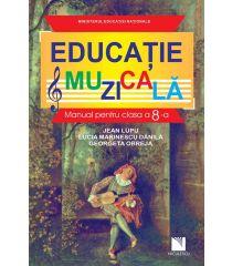 Educaţie muzicală. Manual pentru clasa a VIII-a