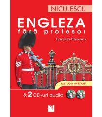 Engleza fără profesor & 2 CD-uri audio. Metoda instant