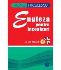 Engleza pentru începători (cu CD audio)