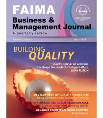 FAIMA Business & Management Journal – volume 2, issue 1, March 2014