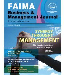 FAIMA Business & Management Journal – volume 2, issue 2, June 2014
