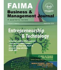 FAIMA Business & Management Journal – volume 2, issue 3, September 2014