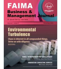 FAIMA Business & Management Journal – volume 3, issue 4 – December 2015