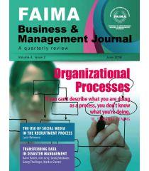 FAIMA Business & Management Journal – volume 4, issue 2 – June 2016