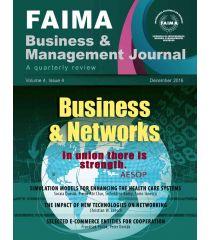 FAIMA Business & Management Journal – volume 4, issue 4 – December 2016