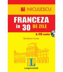 Franceza în 30 de zile & CD audio
