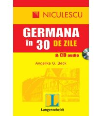 Germana în 30 de zile & CD audio