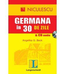 Germana în 30 de zile & CD audio