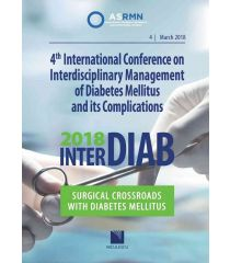 International Conference on Interdisciplinary Management of Diabetes Mellitus and its Complications – INTERDIAB 2018 / Surgical Crossroads with Diabetes Mellitus