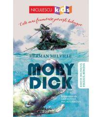 Moby Dick (Ediţie bilingvă engleză-română)