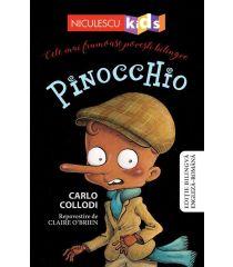 Pinocchio (Ediţie bilingvă engleză-română)