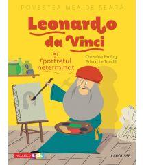 Povestea mea de seară: Leonardo da Vinci și portretul neterminat