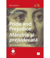 Mândrie și prejudecată - Ediție bilingvă, Audiobook inclus