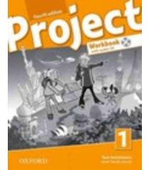 Project, Fourth Edition, Level 1: Workbook with Audio CD and Online Practice