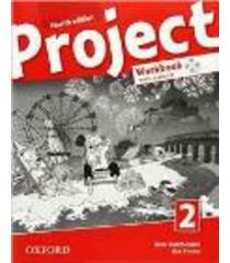 Project, Fourth Edition, Level 2: Workbook with Audio CD and Online Practice