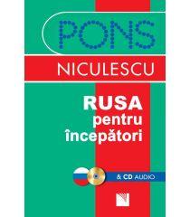 Rusa pentru începători & CD audio