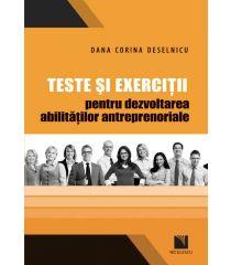 Teste şi exerciţii pentru dezvoltarea abilităţilor antreprenoriale